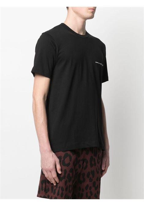 COMME DES GARÇONS SHIRT | T-shirts | FG-T018BLACK