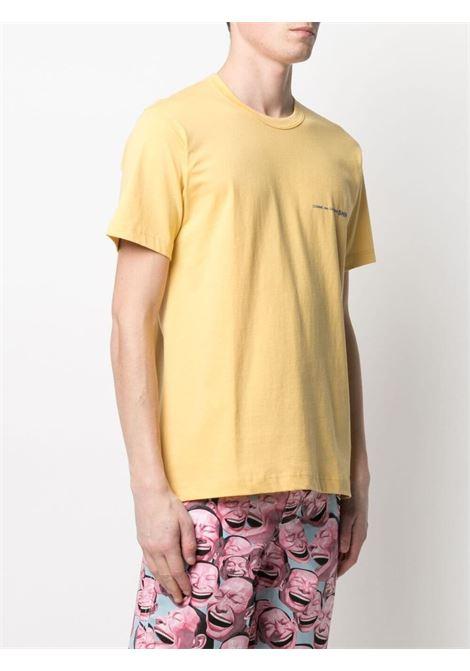 COMME DES GARÇONS SHIRT | T-shirts | FG-T020YELLOW