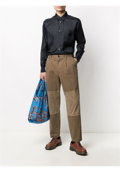 Comme Des Garçons Shirt man black COMME DES GARÇONS SHIRT | Shirts | FZ-B132BLACK