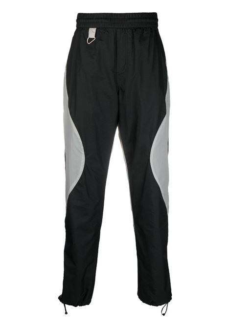 Converse X Slam Jam ripstop pant man black CONVERSE X SLAM JAM | Trousers | 10022284-A02PBK