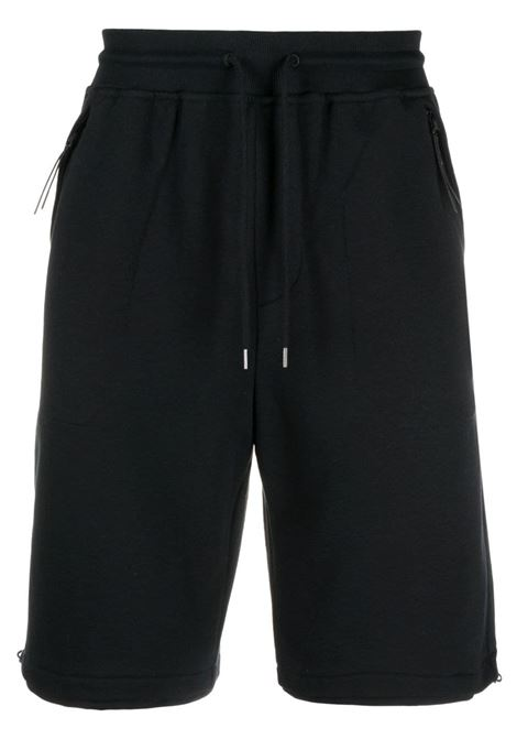 DIAGONAL RAISED FLEECE SHORTS C.P. COMPANY | Shorts | 10CMSB129A005086W999