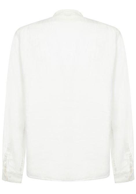 C.p. company linen logo shirt man C.P. COMPANY | Shirts | 10CMSH311A005415G103