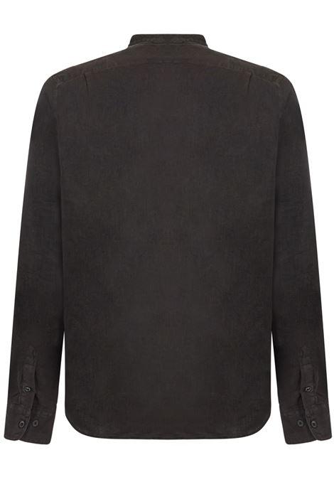 C.p. company linen logo shirt man C.P. COMPANY | Shirts | 10CMSH311A005415G999