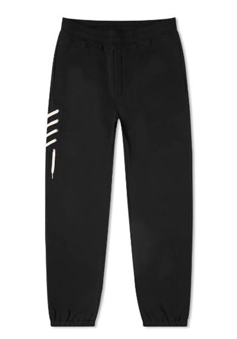 LACES TROUSERS CRAIG GREEN | Trousers | CGSS21CJETRP01BLACK/CREAM