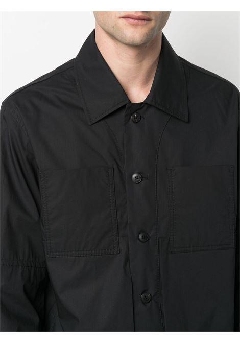 Craig Green giacca con colletto a punta uomo nero CRAIG GREEN | Giacche | CGSS21CWOJKT13BLACK