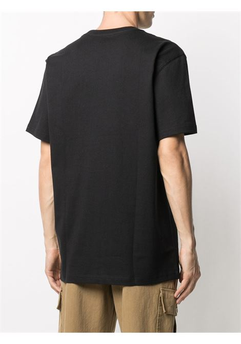 Pocket t-shirt man black cotton DICKIES | T-shirts | DK0A4TMOBLK