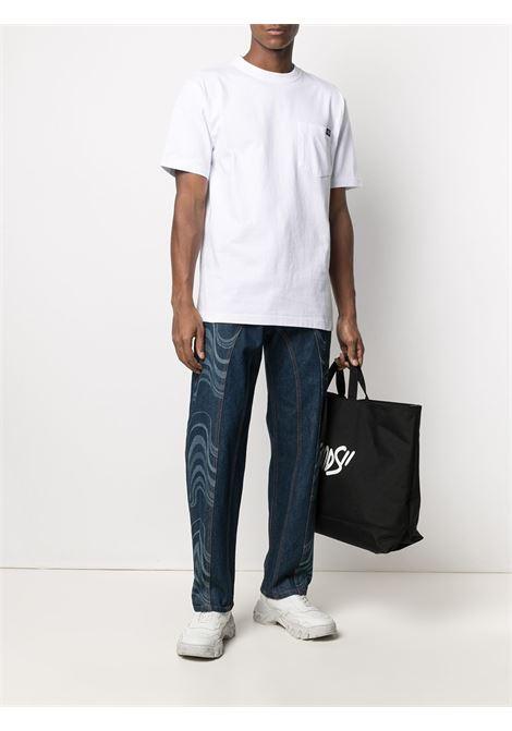 Cotton t-shirt white man DICKIES | T-shirts | DK0A4TMOWHX