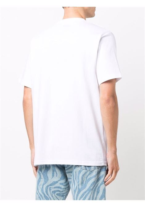 Logo t-shirt White in Cotton Man DICKIES | T-shirts | DK0A4XC9WHX