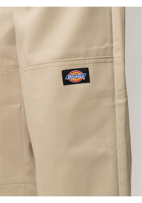 Dickies straight leg trousers man beige DICKIES | Trousers | DK85283XKHK