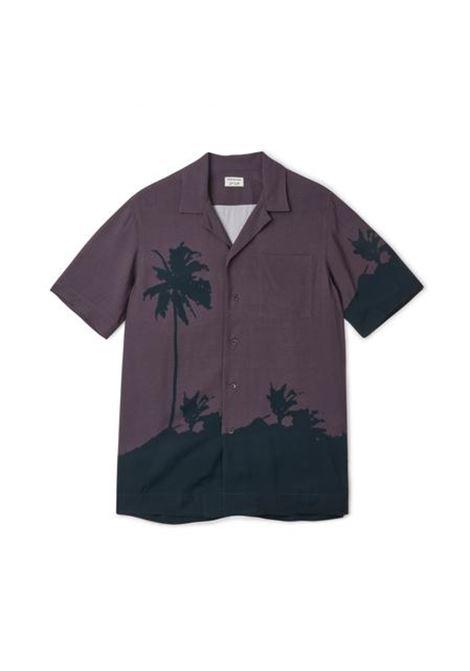 Camicia Con Stampa Uomo DRIES VAN NOTEN | Camicie | CARLTONE2003
