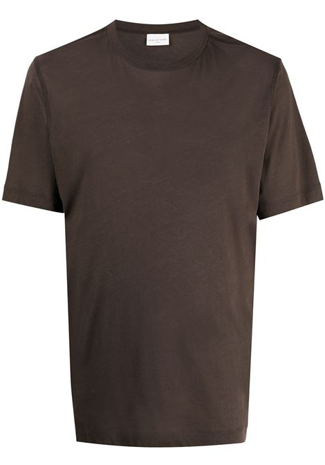 Dries Van Noten habba t-shirt uomo DRIES VAN NOTEN   T-shirt   HABBA2607BROWN