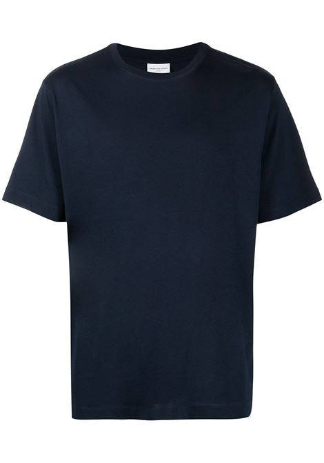 BASIC T-SHIRT DRIES VAN NOTEN | T-shirts | HEEB2600NAVY