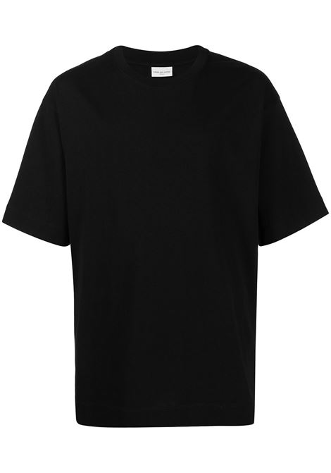 OVERSIZE T-SHIRT DRIES VAN NOTEN | T-shirts | HELI2603BLACK