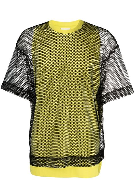 DRIES VAN NOTEN | T-shirts | HENBIS2604LIME