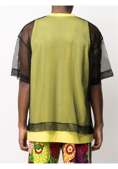 Dries Van Noten hen bis t-shirt uomo DRIES VAN NOTEN | T-shirt | HENBIS2604LIME