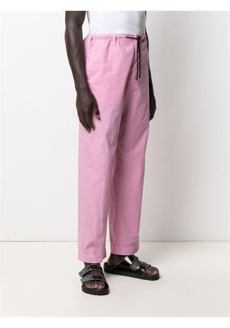 Pantaloni A Gamba Dritta Uomo Rosa Cotone DRIES VAN NOTEN | Pantaloni | PENNY2279PINK