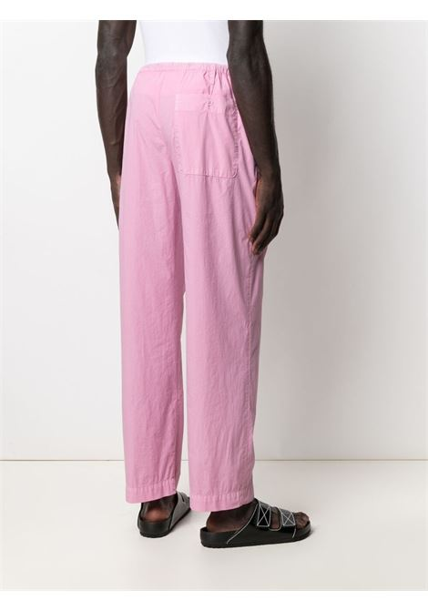 Dries Van Noten pantaloni a gamba dritta uomo rosa DRIES VAN NOTEN | Pantaloni | PENNY2279PINK