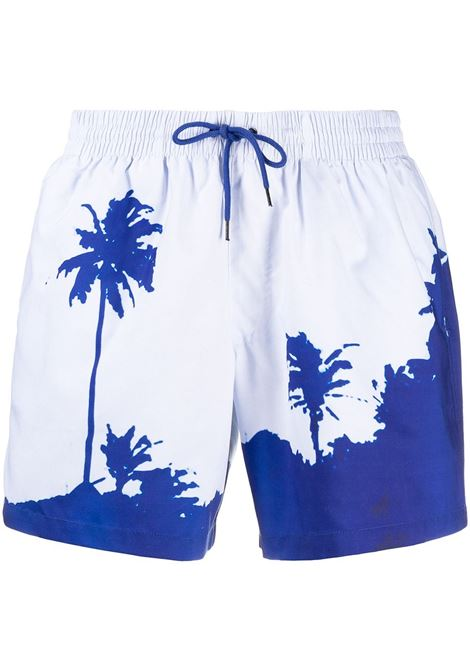 PRINTED SWIMWEAR DRIES VAN NOTEN | Swimwear | PHIBBS2237BLUE