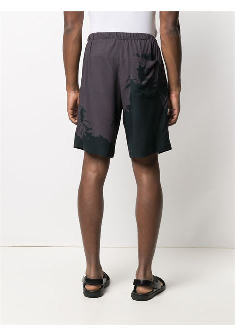 PRINTED SHORTS DRIES VAN NOTEN | Shorts | PIPERI2003GREY