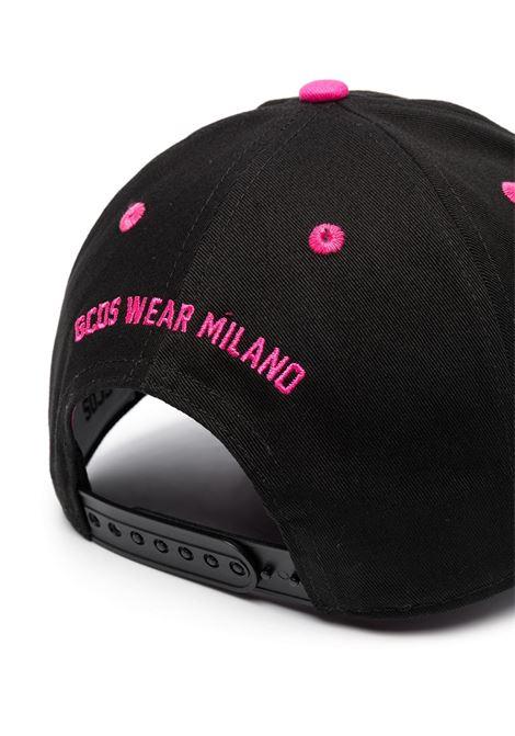 Gcds cappello con logo uomo GCDS | Cappelli | CC94M01410147