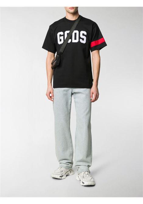Gcds t-shirt logo uomo GCDS | T-shirt | CC94M02100402
