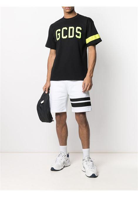 NEON LOGO TEE GCDS | T-shirts | CC94M02100451