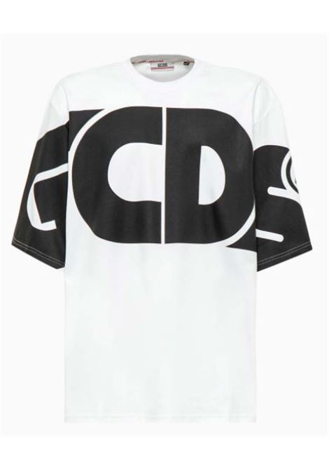 LOGO MACRO T-SHIRT GCDS | T-shirts | CC94M02100601