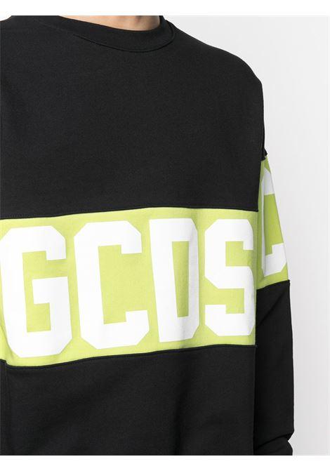 Gcds felpa con logo uomo GCDS | Felpe | CC94M02101251