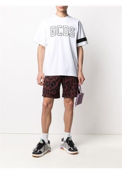 LOGO T-SHIRT GCDS | T-shirts | CC94M02105101