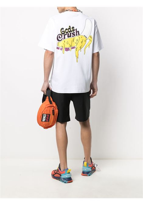 LOGO T-SHIRT GCDS | T-shirts | SS21M02006601
