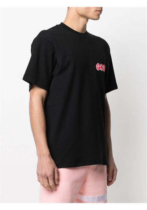 Gcds t-shirt logo uomo GCDS | T-shirt | SS21M02007102