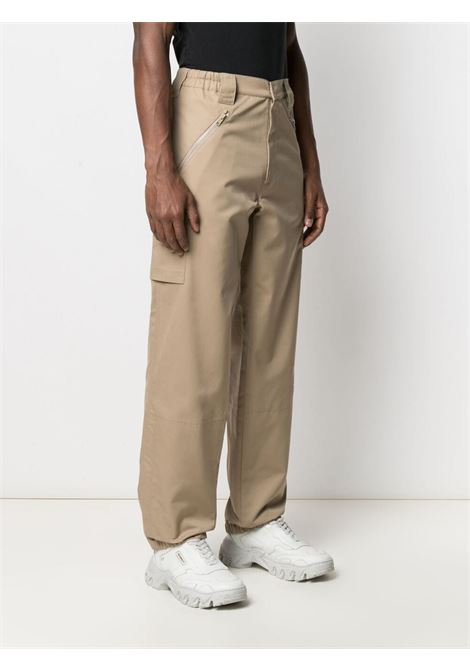 Gr10K pantaloni cargo uomo beige GR10K | Pantaloni | GR024SAND