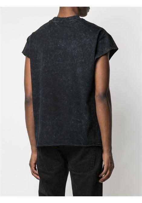 Honey Fucking Dijon print t-shirt man black HONEY FUCKING DIJON | T-shirts | HFD03T004BLACK