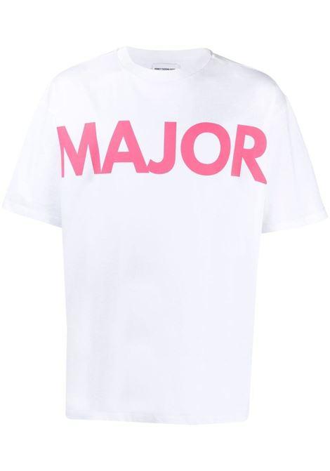 Honey Fucking Dijon print t-shirt man white HONEY FUCKING DIJON | T-shirts | HFD03T010WHITE