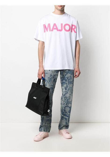 Honey Fucking Dijon t-shirt con stampa uomo bianco HONEY FUCKING DIJON | T-shirt | HFD03T010WHITE