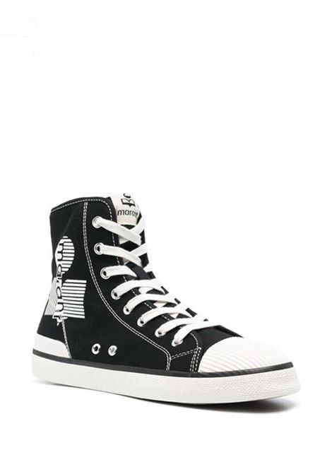 Sneakers Benkeenh Nere Uomo ISABEL MARANT | Sneakers | BK0088-21P019N01BK