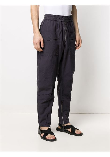 Pantalone Tilsen Nero Uomo Cotone ISABEL MARANT | Pantaloni | PA1400-21P013H30FN