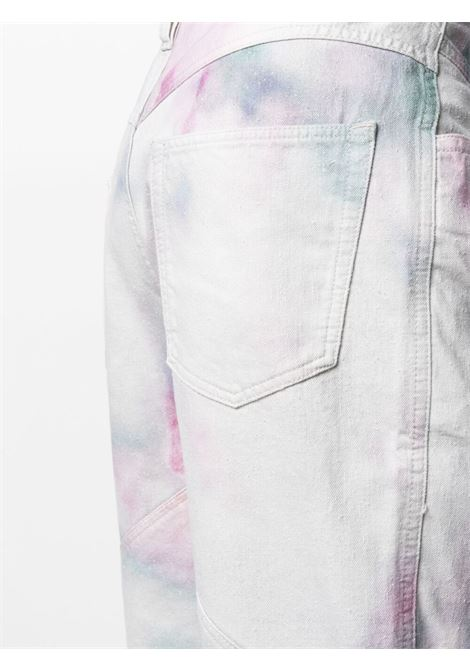 Jeans Jowland Bianco Uomo Cotone ISABEL MARANT | Jeans | PA1672-21P016H60CE