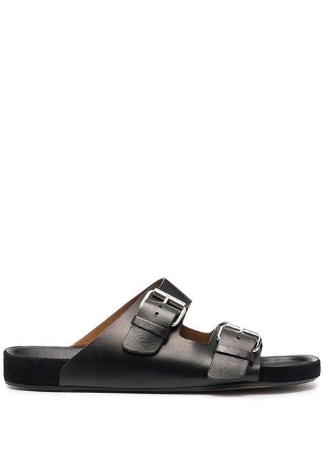 LEKSON SANDALS ISABEL MARANT | Sandals | SD0712-21P002N01BK