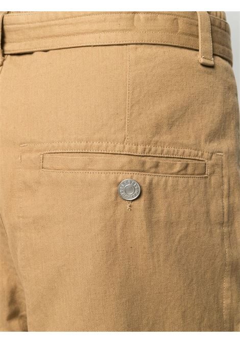 Paolino shorts Brown Man Cotton ISABEL MARANT | Shorts | SH0375-21P005H50CM