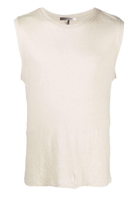 Isabel Marant t-shirt cornell uomo ISABEL MARANT | T-shirt | TS0698-21P039H23EC