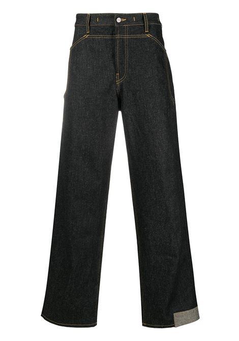 STRAIGHT LEG JEANS JACQUEMUS | Jeans | 215DE02NAVY