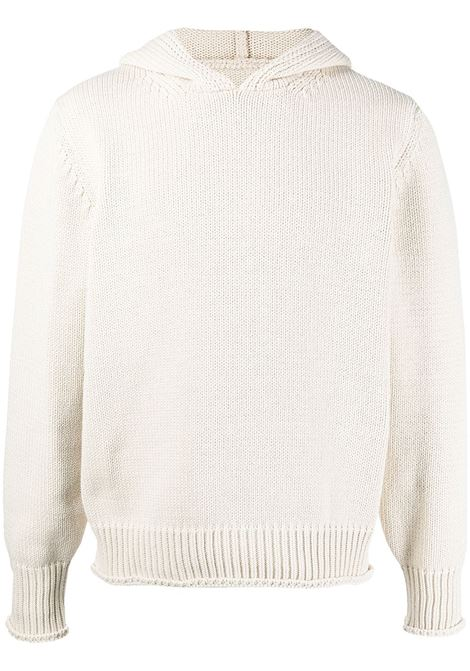 COTTON HOODIE JACQUEMUS | Sweatshirts | 215KN02OFF WHITE