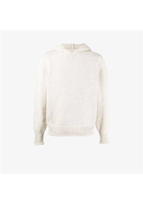 COTTON HOODIE JACQUEMUS | Sweatshirts | 215KN02OFF WHITE