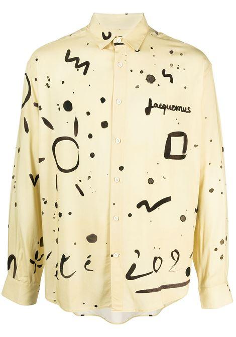 PRINT SHIRT JACQUEMUS | Shirts | 215SH03PRINT SUMMER