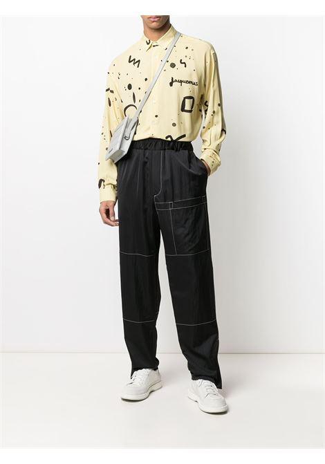Jacquemus camicia con stampa uomo JACQUEMUS   Camicie   215SH03PRINT SUMMER