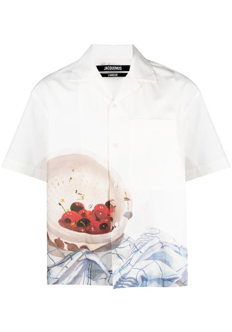 PRINT SHIRT JACQUEMUS | Shirts | 215SH21PRINT CHERRIES