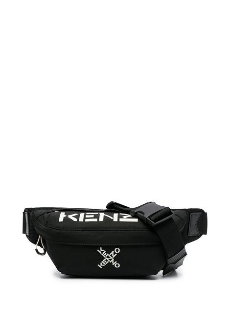 Kenzo marsupio con logo uomo KENZO | Marsupi | FA65SA221F2199