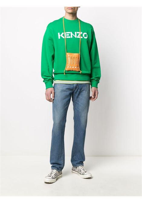 LOGO SWEATSHIRT KENZO | Sweatshirts | FA65SW0004MD56