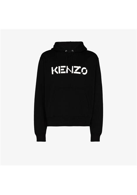 Kenzo felpa con logo uomo KENZO | Felpe | FA65SW3004MD99